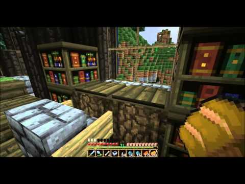 Eedze's adventures in Minecraft 75: Back in action
