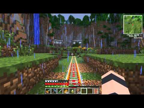 Etho MindCrack FTB - Episode 8: TNT Train