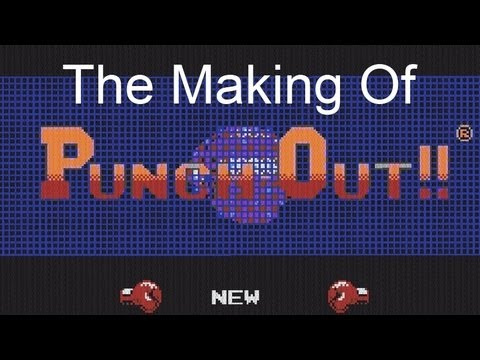 The Making Of Minecraft Punch Out!! in Stop Motion