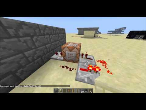 Automatic Cart Launching with Command Blocks