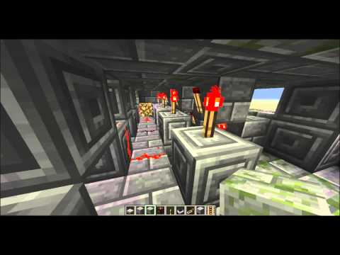 Minecart Station in a Box V9.0
