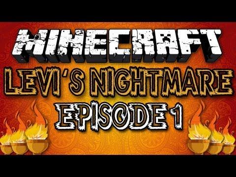 Minecraft: Levi's Nightmare w/ MinecraftUniverse Episode 1