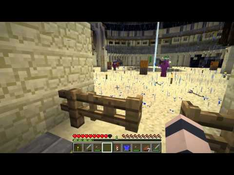 Etho MindCrack SMP - Episode 80: Arena Fight Night (Part 2 of 2)