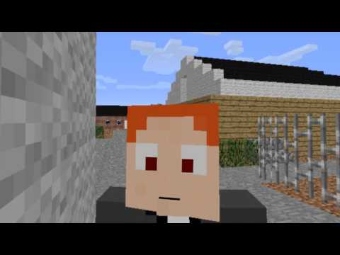 GINGERS DO HAVE SOULS!! A Minecraft Parody.