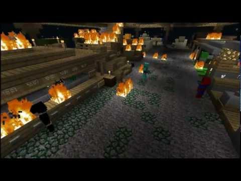 Riots Spread to Minecraft.