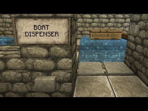 Boat Dispenser (& angry Pigmen) - LP #29