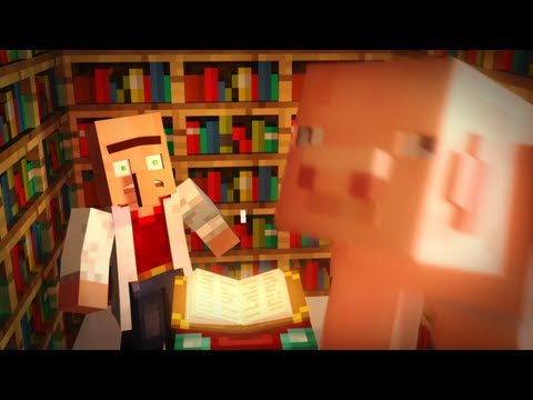Advanced Enchanting 101 - Minecraft Animation
