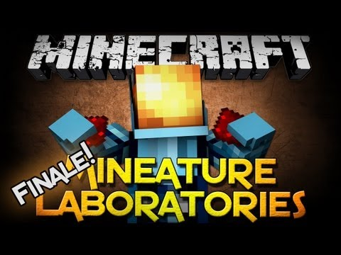 Minecraft: Mineature Laboratories - Part 7 - Finale!