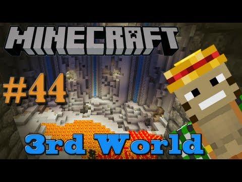 Underground Mobs-On-Demand (Part 1) - Minecraft 3rd World LP #44