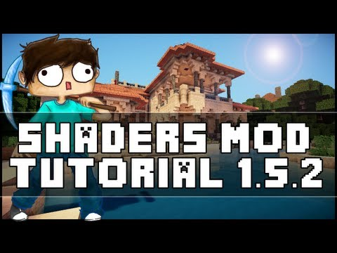 скачать shaders mod 1.10
