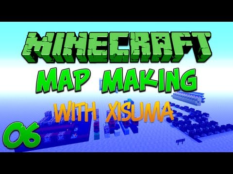Minecraft Map Making 06 Wither Game, Battle Royale & Gold Rush 1.5