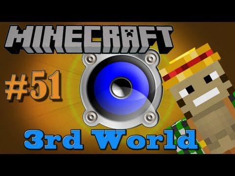Monkeyfarm's 300th Episode! - Minecraft 3rd World LP #51