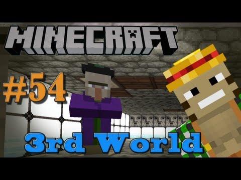Witch Washer (Pt. 1) - Minecraft 3rd World LP #54