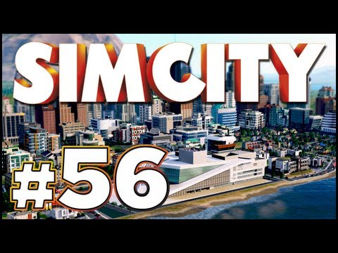 SimCity: Ep 56 - The Mining City
