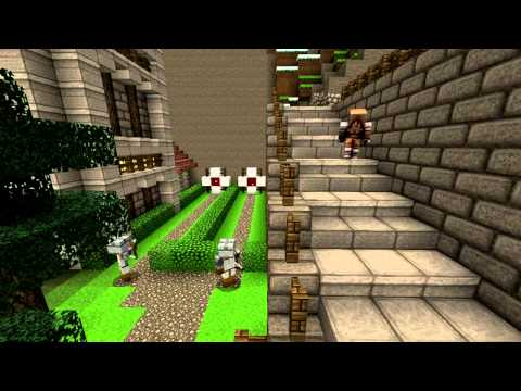 Minecraft Machinima: THE THIEF! (Minecraft Movie)
