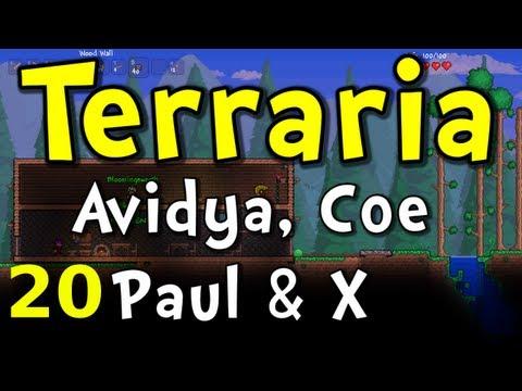 Terraria Co-op E20