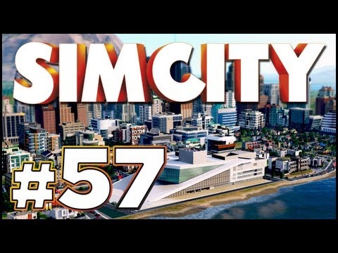 SimCity: Ep 57 - To Be, Ore Not To Be!