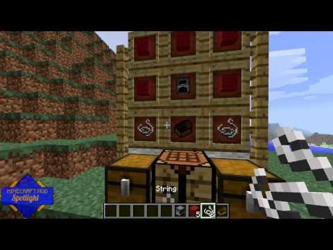 Minecraft 1.5.2 Mods | The Air Ship Mod (Mod Showcase)