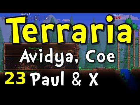 Terraria Co-op E23