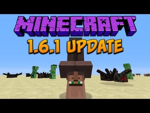 Minecraft: 1.6.1 Update
