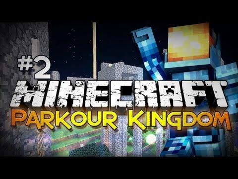Minecraft: Parkour Kingdom - Part 2 - The End?