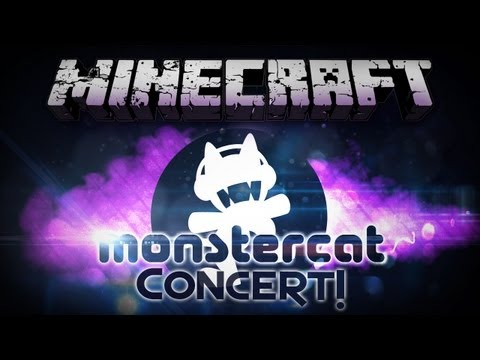 Minecraft: Monstercat Charity Music Festival - Concert in Minecraft!