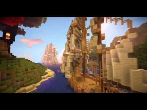 Minecraft Cinematic: Distortion