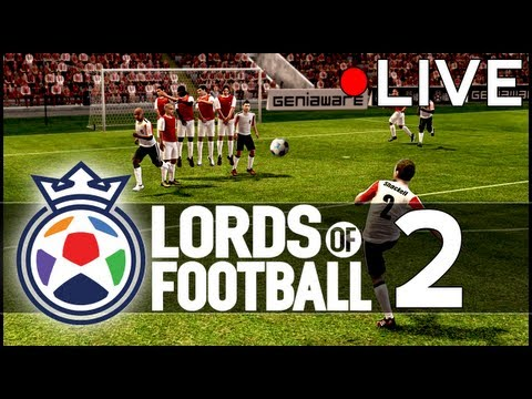 Lords of Football: Livestream Footage - Part 2