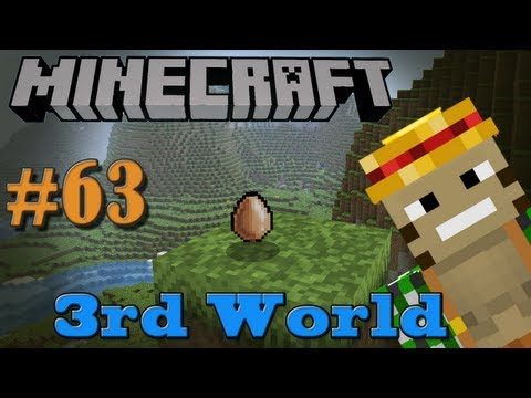 The Egg Recycler - Minecraft 3rd World LP #63