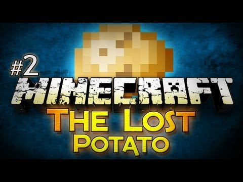 Minecraft: The Lost Potato - Part 2 - NEVER Leave Jeffrey Behind...