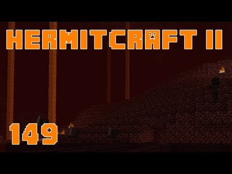 Hermitcraft II 149 Nether Project