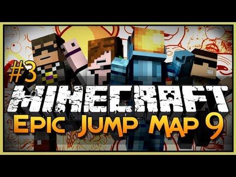 Minecraft: Epic Jump Map 9 - Part 3 - Finale!