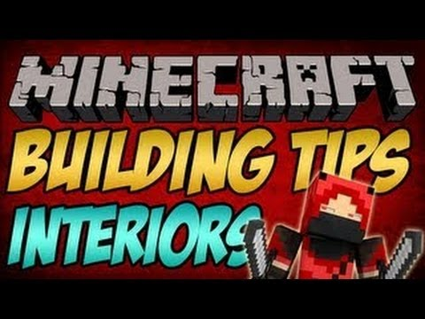 Minecraft Building Tips: Interior Design Tips