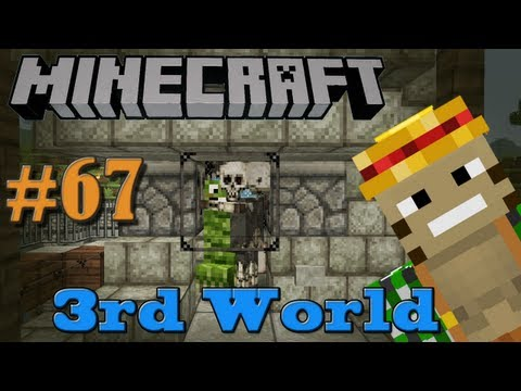 Ultimate Mob Softener - Minecraft 3rd World LP #67