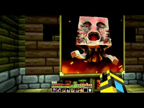 Minecraft Lets Play: Episode 20 - Garden of Green