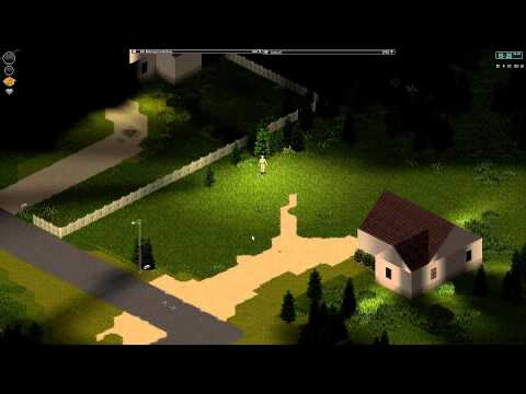 Lets Play Project Zomboid - Episode 6 - Bill Freaking Murray