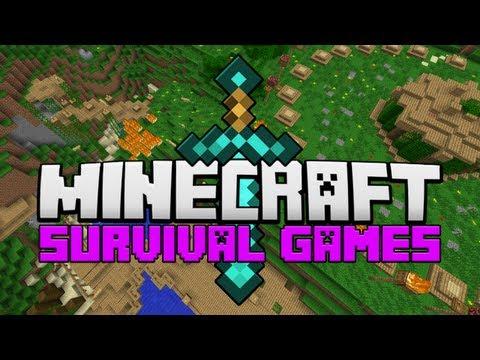 Minecraft: SURVIVAL GAMES: #3 - Feat. BradenGotGame!