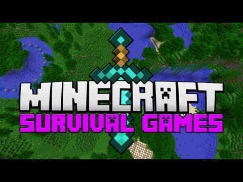 Minecraft: SURVIVAL GAMES: #4 - Feat. PotatoOrgy!