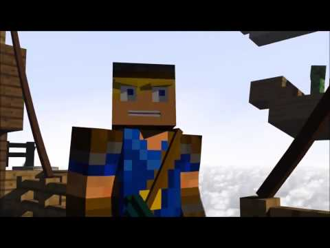 Creepers of a Carribean - A Minecraft Animation