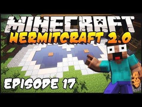 Hermitcraft 2.0: Ep.17 - The Boobie Pool!
