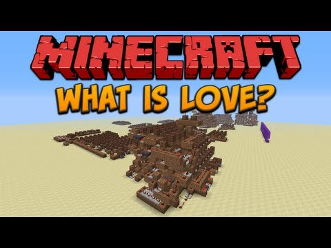 Minecraft: What Is Love? Explanation