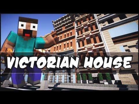 Minecraft - Victorian House