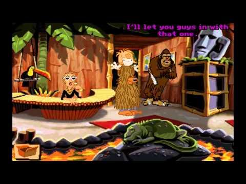 Sam & Max - Episode 6: Bigfoot Party
