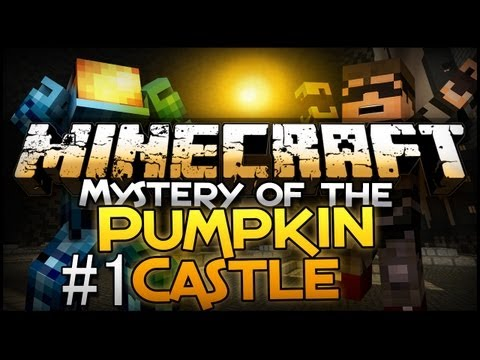 Minecraft: Mystery of the Pumpkin Castle - Part 1