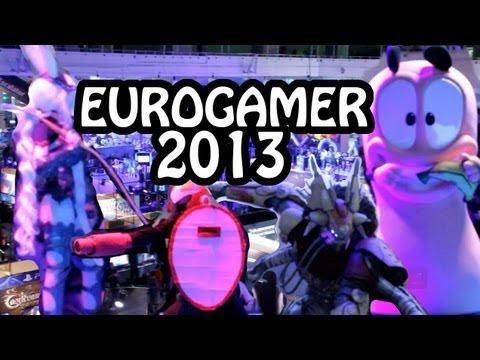EUROGAMER 2013 MONTAGE