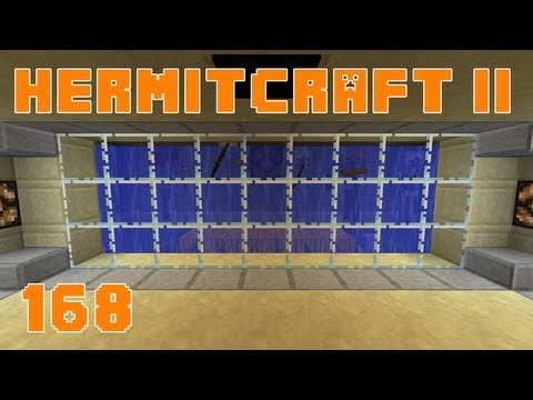 Hermitcraft II 168 Craft & Caves