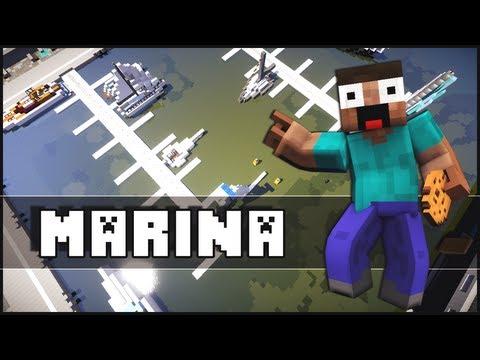 Minecraft - Marina
