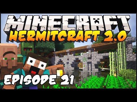 Hermitcraft 2.0: Ep.21 - The Bridge!