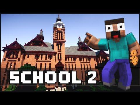 Minecraft - School 2