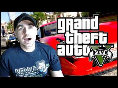 Grand Theft Auto 5 - Karma is a B*tch!